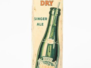 CANADA DRY GINGER AlE SST SIGN