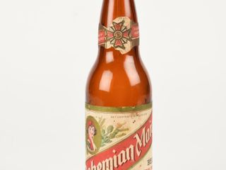 BOHEMIAN MAID CEREAl BREW BEER 12 OUNCE BOTTlE