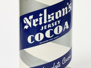 NEIlSON S JERSEY COCOA ONE POUND CAN
