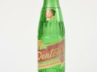 DENTON S BEVERAGES 10 OZ  BOTTlE  NO CAP