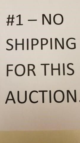 Hatcher Personal Property Auction