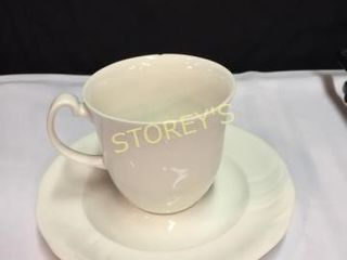50 Royal Albert   Doulton Tea Cups   Saucers