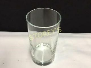 36 Plain Water Glasses   9oz