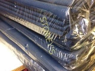 12 Navy 71 x 71 Tablecloths