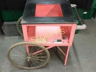 Candy Floss Cart   21 x 20 x 28
