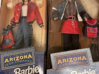 Arizona Jean company Barbie