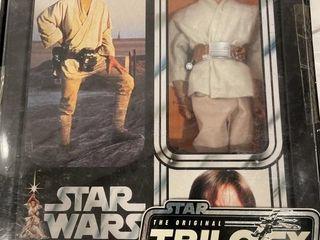 Star war collection luke skywalker