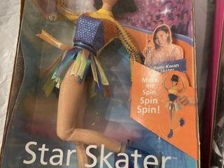 Michelle Kwan Night Dazzle Barbie