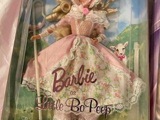 Barbie  little Bo Peep Barbie as Cinderlla