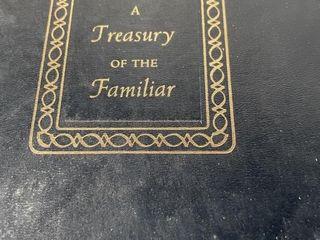 Hard Back vintage books Treasury of the