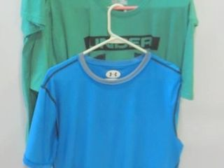 PAIR OF UNDER ARMOUR T SHIRTS  2Xl  AND HEATGEAR