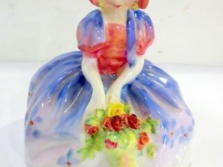 ROYAl DOUlTON FIGURINE  MONICA  HN 1467