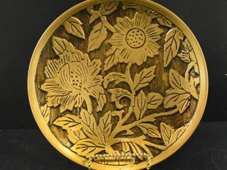 SUPER SATSUME DECORATIVE PlATE 10 D