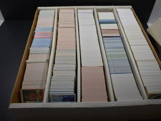 HOCKEY   BASEBAll CARDS IN BOX