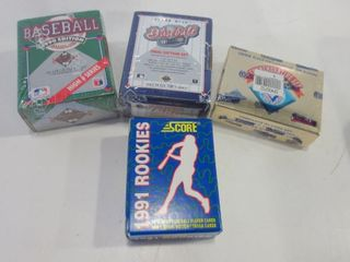 BASEBAll CARDS   1990 EDITION BASEBAll UPPER DECK