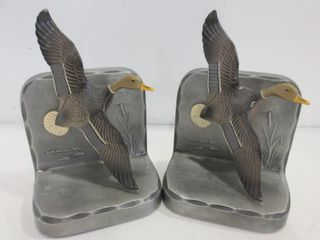 WHITEHAll METAl STUDIOS lIFElIKE PRODUCTS BOOKENDS