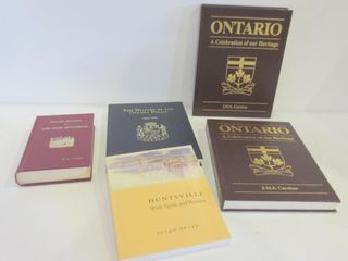 BOOKS   ONTARIO A CElEBRATION OF OUR HERITAGE  THE