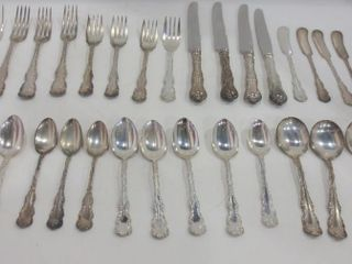BIRKS STERlING FlATWARE   TOTAl APPROXIMATE WEIGHT