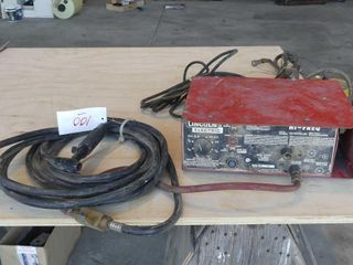 lincoln Electric TIG Welder Add On Control