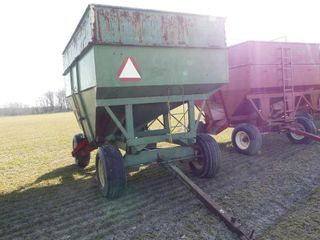 Killbros 375bu Gravity Wagon