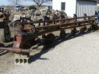 Overum 5F Semi Mt Plow