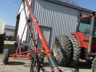 Big Jim 20ft Hydraulic Seed Auger