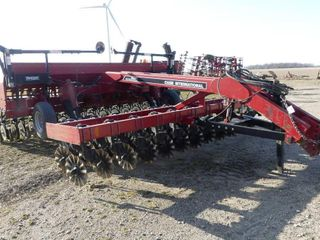 Case IH 5400 15ft 24R No Till Seeddrill