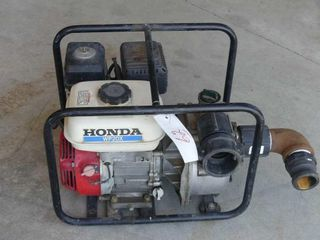 Honda WP20X 4hp Transfer Pump