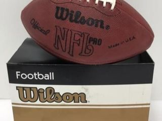 Official Wilson NFL Pro Football-New in Box