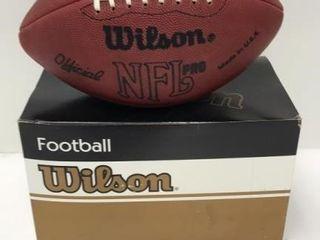 1/5000-Official Wilson NFL Pro Football-John