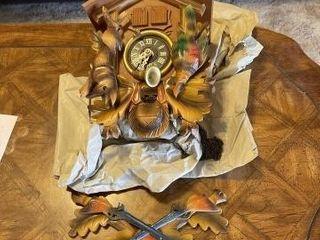Made in Germany cuckoo clock