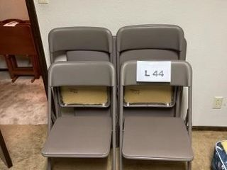 Cosco card table and 4 chairs