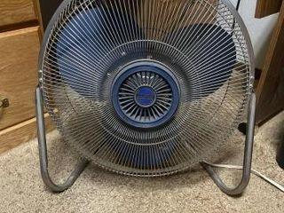 lakewood three speed fan