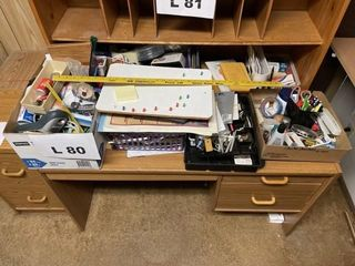 Miscellaneous office supplies