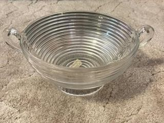 Vintage glass dishes