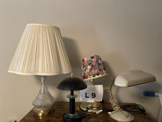 Desk lamp and table top lamps