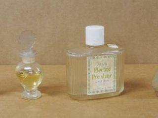 Vintage AVON Collectible Perfume   Cologne Bottles