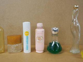 Vintage AVON Collectible Perfume   Cologne   lotion Bottles