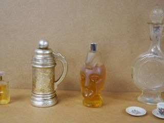 vintage AVON Collectible Perfume  Cologne  After Shave Bottles