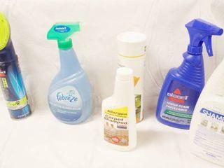 Kitchen Cleaning Items   Carpet  Shampoo   Carpet  etc