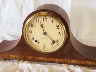 Vintage Seth Thomas Mantle Clock  See Photos