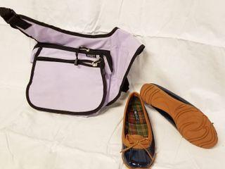 Everlast Side Bag  Aquaduck 8 Medium Shoes