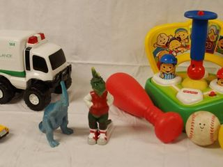 lot of Toys   See Photos