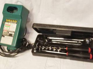 Makita DC1413 Charger  and Tool Set