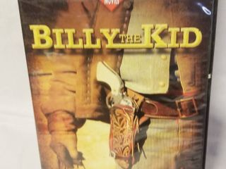 Classic 20 Movies Features  Billy the Kid  Western on 4 DVD s  Complete Set