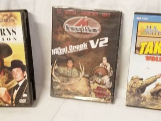 lot of 3 DVD s   TV Westerns   Bring it Home  DVD  in Original Packaging  and Take it Home Volume 4