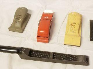 lot of Body Repair Tools