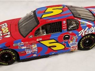 Collectible Die Cast Race Car   5   Advanced Auto Parts  Froot loops  Pretty Cool