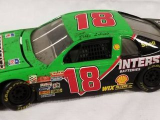 Collectible Die Cast Race Car   18   Interstate Batteries  Fire   Ice Motor Oil