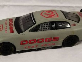 Collectible Die Cast Race Car   Dodge  Test Team